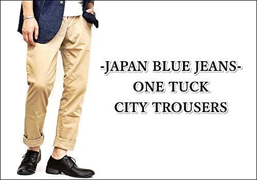 シティ トラウザー ジャパンブルー ジーンズ JAPAN BLUE JEANS メンズ ブランド チノパン (62-j232121) ベージュ