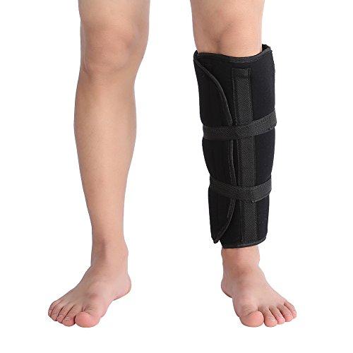 シャンクカーフサポートブレース医療用ストラップ脛骨および靱帯骨折用外科用固定具