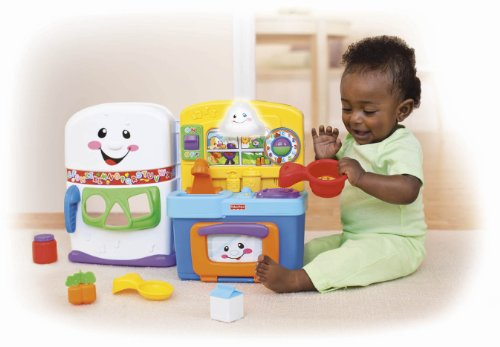 Fisher Price Laugh and Learn Smart Learning Home Review