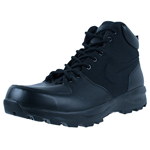 5f96f37c1625b Nike Manoa Leather TXT ACG Mens Boots, Black 13 M US - Buy Online in ...