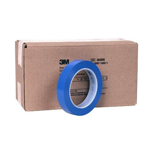 471 Marking Tape - 3M 36409 471 Blue 3/4