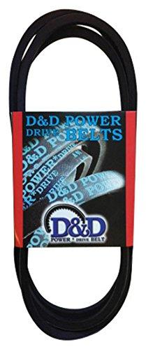 1 -Band 335 Length Rubber 335 Length OffRoad Belts D/&D PowerDrive 6597085 Continental Tyre Replacement Belt 5V