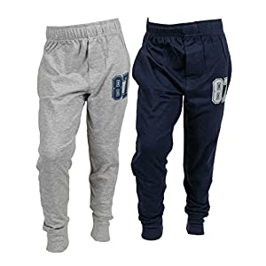 ABITO Boy's Joggers (Pack of...