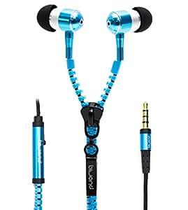 Auriculares ProZips + Micro Biwond Azul