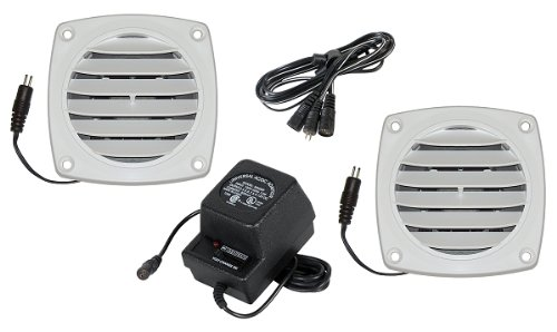 Slim Vent Package - White