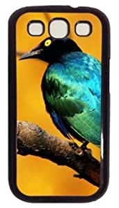 Samsung Galaxy S3 I9300 Case,Samsung Galaxy S3 I9300 Cases - Bird 2 PC Custom Samsung Galaxy S3 I9300 Case Cover...