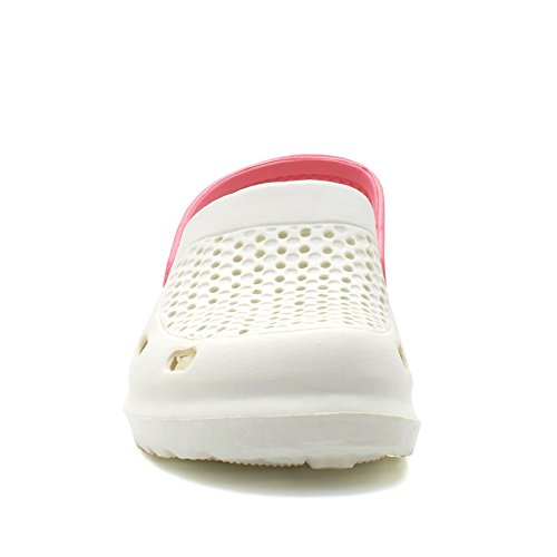 White con Footwear donna London Sandali Zeppa wOWPU