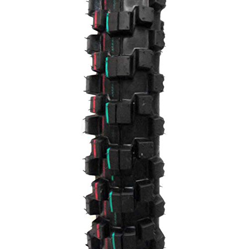 TIRE SET: Front 70/100-17 Rear 90/100-14 Dirt Bike Off Road by MMG (Image #2)