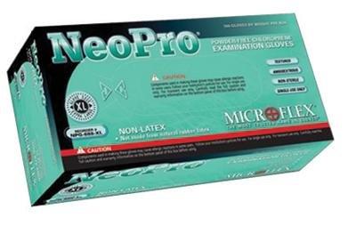 Microflex - NeoPro Polychloroprene Powder-free Disposable Gloves - Box - size: Large