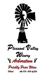 NV Pleasant Valley Arboretum Prickly Pear Wine 750 mL