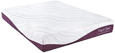 Lavender Bliss Memory Foam Mattress