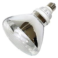 TCP 1P382331K CFL PAR38 - 90 Watt Equivalent (23W) Warm White (3100K) PAR Flood Light Bulb