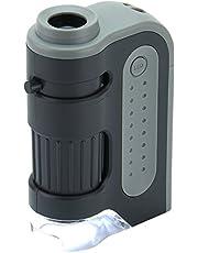 Reducción en Carson microscopio