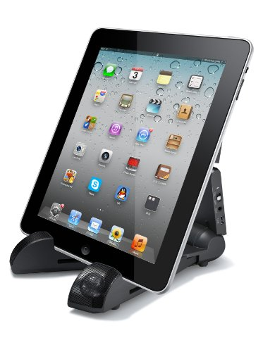 Bravo View X-7BT Portable Bluetooth Tablet Speaker System
