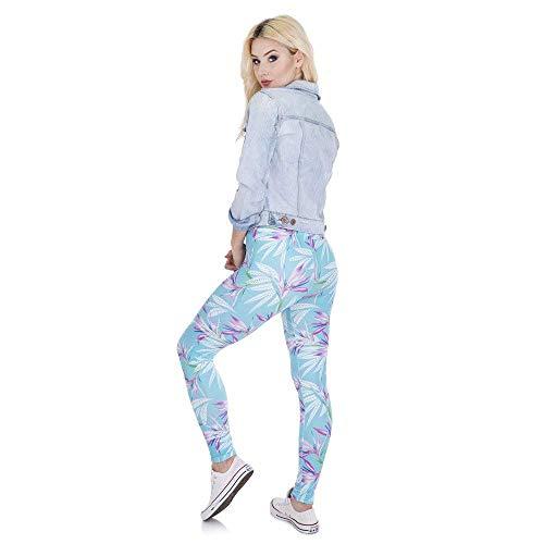 De Casuales Pantalones Con Mujeres En Elásticos Color Leggings Yoga Elegantes Chándal Cintura Delgados Estilo Elástica Único Betrothales Lga44018 Impresiones n5AfxRHR