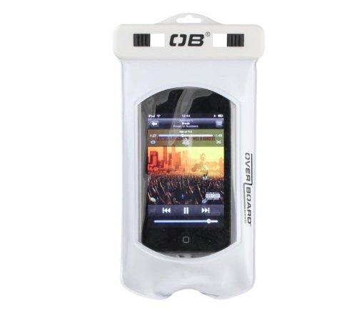 Overboard Waterproof Pro-Sport MP3 Case, White