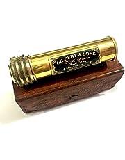 DD Decor Nautical Brass Kaleidoscope Gilbert & Sons Handmade Kids Toy Optical Item Gift