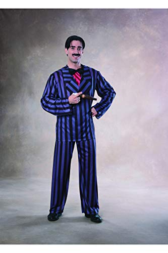 Rubie's Gomez Addams Family Adult Costume, Black, -