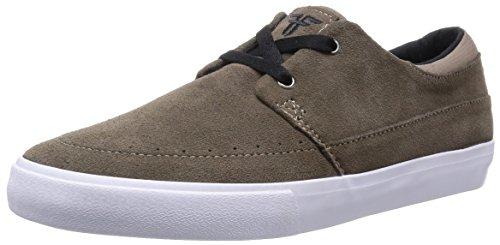 FALLEN Skateboard Shoes ROACH AFGHAN BROWN DICKSON Sz 8