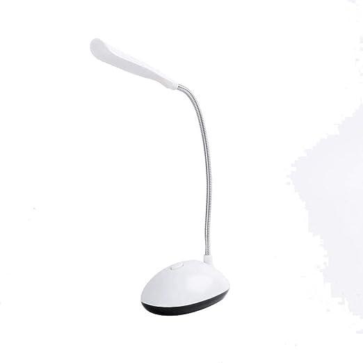YUENIAO Lámpara De Mesa Led Luz De Noche Protección para Los Ojos ...