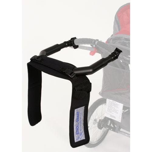 Stroll-Smart Hands Free Jogging Stroller Adaptor In Small To Medium by Stroll Smart