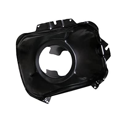 Omix-Ada 12421.01 Headlight Housing: Automotive