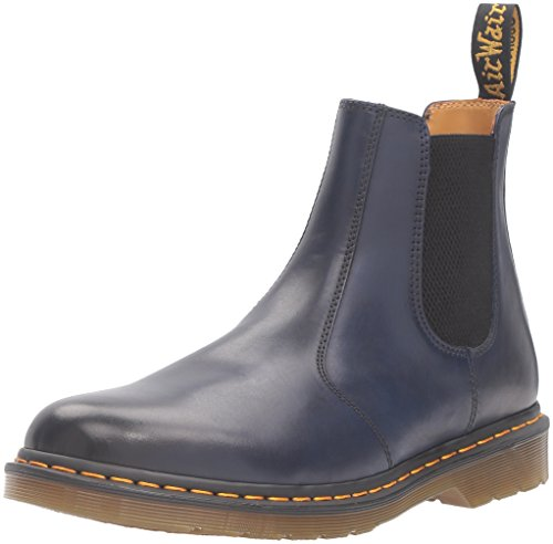 Antique Chelsea Antico Men Uomini Chelsea Temperley Boots Dr Us Stivali Antique Temperley Martens Martens Uk Dr Adults' Temperley Marina 6 Uk Noi 2976 6 Adulti Marino Temperley Antico Unisex navy 2976 Unisex Navy Blue blu Blu wwga4Oq
