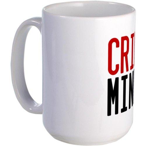 CafePress Criminal Minds Large Mug Large Mug - Standard Multi-color