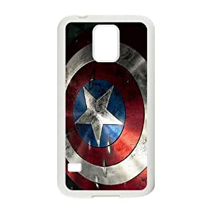 Lovely Captain America Phone Case For Samsung Galaxy S5 M57033