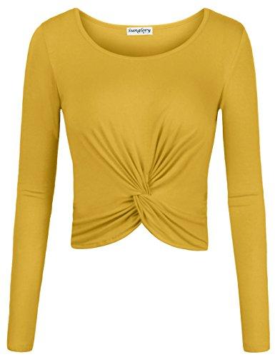 Surplice Wrap Sweater - 8