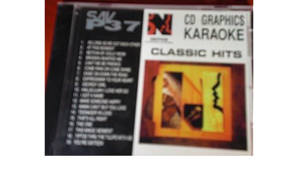 CD Graphics Karaoke Classic Hits: SAV P37: Amazon.es: Música