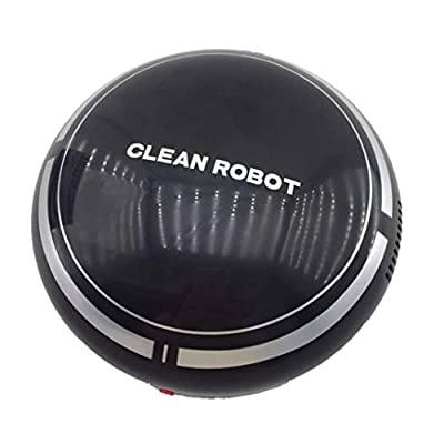 Livoty Automatic USB Rechargeable Smart Robot Vacuum Floor Cleaner Sweeping Suction
