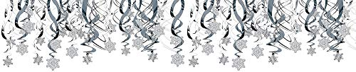 Snowflake Cutouts Value Pack, 30 Ct. | Christmas Decoration for $<!--$5.60-->