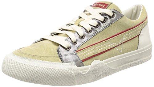 Lace Suede Grindd Low Uomo Verde Diesel S Sneakers