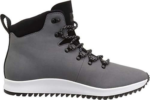 Native, Uomo, Apex Dublin Grey White, Microfibra, Sneakers Alte, Grigio, 41 EU