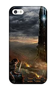 Unique Design Iphone 5/5s Durable Tpu Case Cover Lotr
