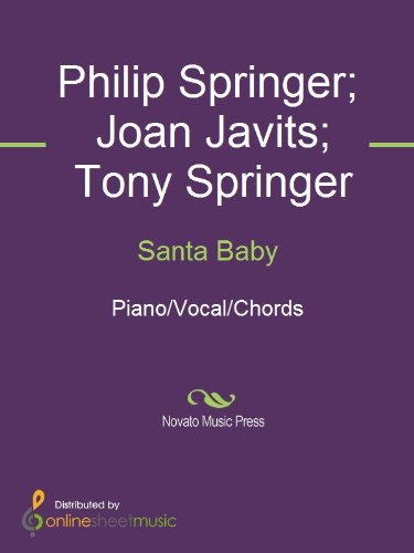 Santa Baby - Kindle edition by Eartha Kitt, Joan Javits, Kylie ...