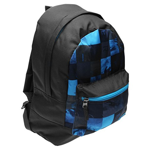 Quiksilver Backpacks Rucksack Backpack Bag Daypack H:43 x W:32 x D:16 (cm) Day Burner - Blue|Black