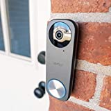 Remo+ RemoBell S WiFi Video Doorbell Camera with HD Video, Motion Sensor, 2-Way Talk, and Alexa Enabled