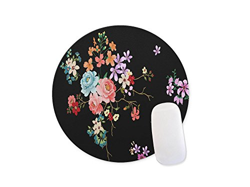 Kingkang Seamless Floral Pattern in Vector Mosue Pad Non-Slip Mouse Pad Gaming Mouse Pad