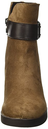 U.S.POLO ASSN. Women's Sibyl Suede Ankle Boots Beige (Taupe Tau) nLseQk