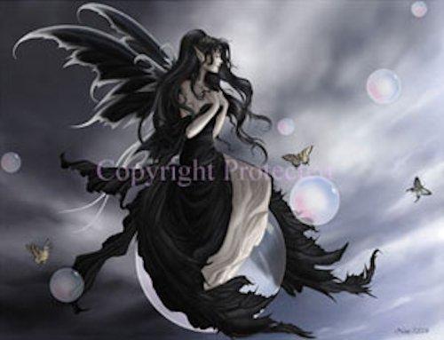 Nene Thomas Gathering Storm Fairy Postcard 4