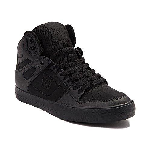 スチュワード解体する市の中心部(ディーシー) DC 靴?シューズ メンズスケートシューズ Mens DC Spartan Hi Skate Shoe Black/Black ブラック/ブラック US 14 (32cm)