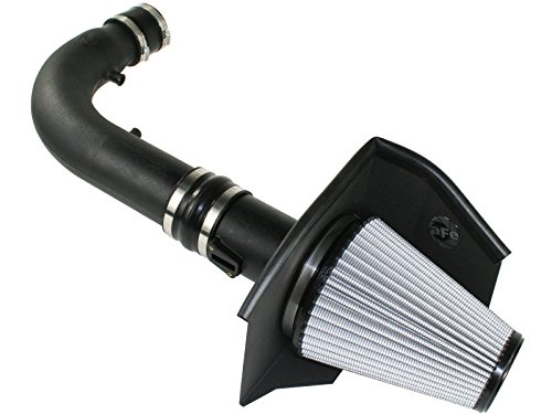 aFe Power Magnum FORCE 51-11122 Ford F-150 Performance Cold Air Intake System (Dry, 3-Layer Filter)