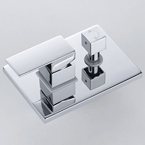 kinse klasischdesign duschset duschsystem wasserfall dusche inkl wandhalterung kopfbrause. Black Bedroom Furniture Sets. Home Design Ideas