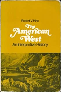 Book The American West: An Interpretive History