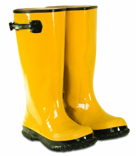 Leathercraft Size 9 CLC Rain Boot Slush Yellow R20009 Custom Wear p6w5qFT