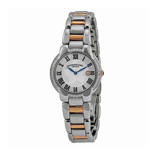 Raymond Weil Jasmine Women's Quartz Watch 5229-S5S-01659