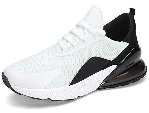 Casual Femme Hommes Course Sports Baskets 270 Chaussures Mode Multisports 4 Fitness Blanc Outdoor Gjrrx Athlétique De Noir Gym RAfqx