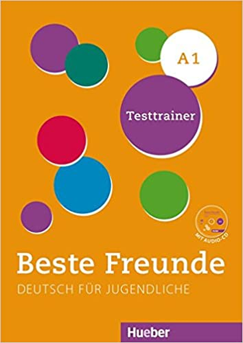 Beste Freunde A1: Testtrainer mit Audio-CD Kopiervorlagen